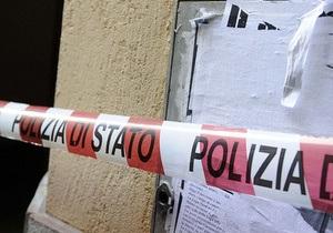 Анархисты в Италии. В редакции La Stampa чудом не взорвалась бомба