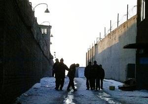 Трое бывших заключенных выиграли в Европейском суде по правам человека дело против Украины