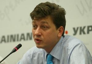 Доний назвал ошибкой назначение Порошенко главой Минэкономики