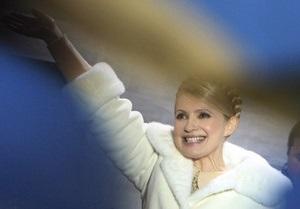 Тимошенко собирает митинг на Софийской площади
