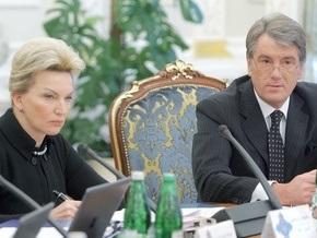 Ющенко создал стратегическую группу по отношениям с Россией