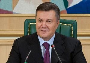 Янукович назначил временно исполняющего обязанности главы СБУ