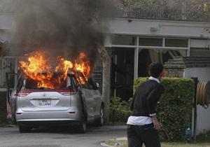 Беспорядки у зданий дипмиссии Великобритании в Тегеране завершены. МИД Ирана выразил сожаление