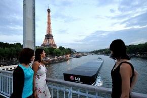 Спокойное плавание для нового экологичного холодильника LG