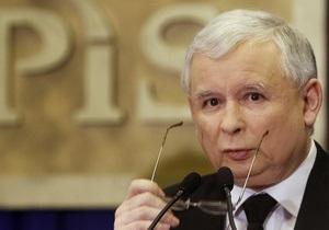 Ярослав Качиньский подверг критике реакцию Туска на доклад МАК по смоленской трагедии