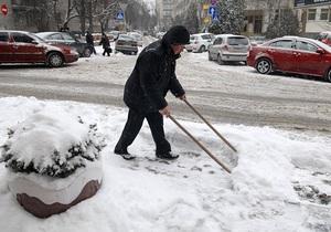 Cтало известно, глав каких районов Киева уволят за плохую работу по борьбе с гололедом