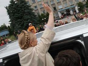 На Донбассе хотят объявить Тимошенко персоной нон-грата