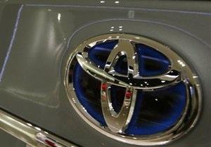 Toyota отзывает более миллиона автомобилей