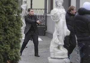 Милиция проводит проверку по факту стрельбы в центре Киева