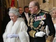 Супруг Елизаветы II госпитализирован