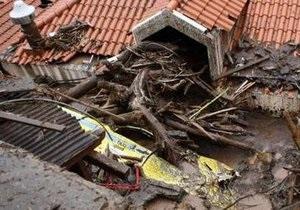 Наводнения и оползни на Мадейре: число жертв достигло 32 человек
