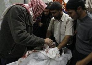 В секторе Газа убиты трое активистов ХАМАС