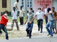 В Индии полиция открыла огонь по демонстрантам