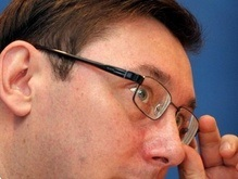 Луценко подозревает коллег в причастности к похищению людей