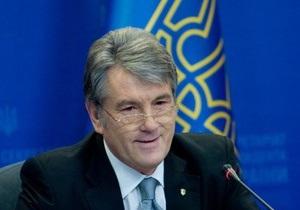 В БЮТ возмущены тем, что Ющенко  выпрашивал у Януковича дачу