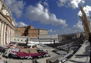 Гендиректор банка Ватикана ушел в отставку
