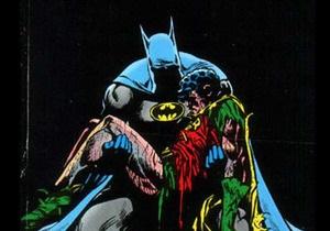 Комиксы о Бэтмене - бэтмен и робин -Помощника Бэтмена убьют - DC Comics