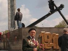 В Одессе отметили 64-ю годовщину освобождения города