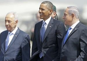 Визит Обамы в Израиль:  Наш союз вечен