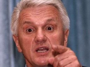 Литвин обвинил Яценюка в фальсификации антикризисного закона