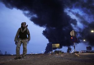 Ливия закрыла воздушное пространство для иностранных самолетов
