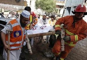 Пожар в школьном автобусе в Пакистане: погибли 16 детей