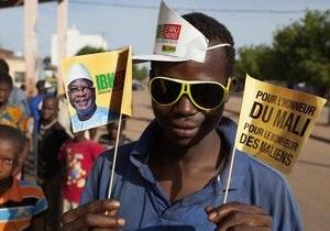 В Мали проходят президентские выборы