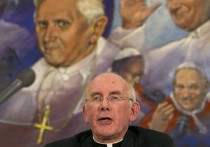Архиепископ Ирландии отказался сложить сан из-за секс-скандала