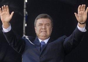 Янукович: Не верьте сказкам. Мы не забыли о русском языке