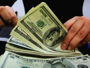 Цена доллара немного снизилась на межбанке