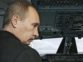 Путин прилетел в Крым