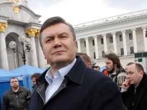 Сегодня Партия регионов выдвинет кандидата в президенты