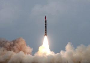 Индия испытала новую баллистическую ракету