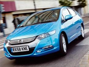 Honda Insight – лидер продаж европейского рынка гибридов