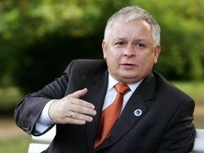 Качиньского беспокоит существование в Польше  пророссийского лобби
