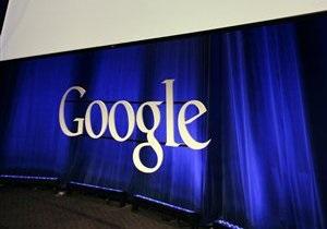 Google начала сбор подписей в поддержку свободного интернета