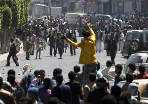 Антиправительственные акции в Йемене: есть жертвы
