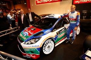 НОВЫЙ «КИНЕТИЧЕСКИЙ ДИЗАЙН»  FORD FIESTA RS WRC