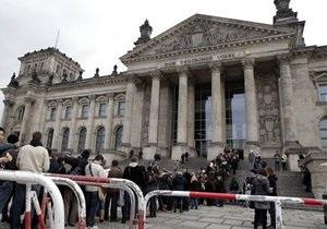 Германия начинает ощущать последствия кризиса в еврозоне