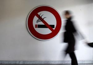Сегодня в Китае вступил в силу запрет на курение в общественных местах