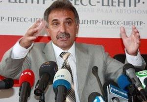 Регионалы лишили Гриценко партийной должности