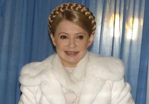 Тимошенко призывает кандидатов от  демократических сил  объединиться во втором туре