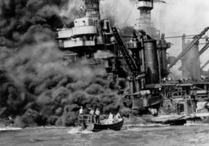 Сегодня исполняется 70 лет со дня нападения Японии на Перл-Харбор
