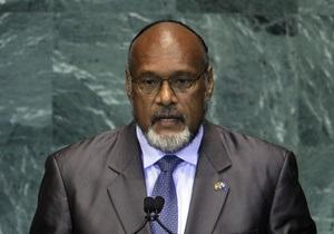 Вануату отменила признание независимости Абхазии