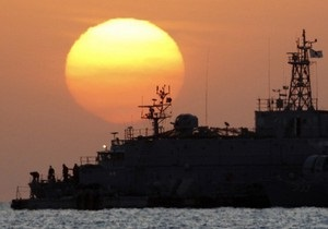 В Желтом море начались совместные учения США и Южной Кореи