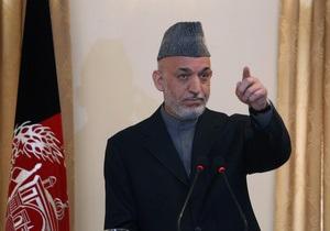 В Кабуле проходят переговоры боевиков с Карзаем: главное условие - скорейший вывод иностранных войск