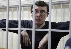 Луценко рассказал, будет ли баллотироваться в президенты в случае досрочного освобождения