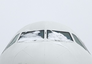 Крымские аэропорты не работают из-за непогоды