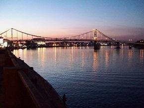 В Киеве появится еще один пешеходный мост