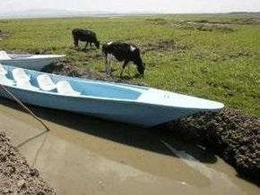 24: Шацким озерам грозит обмеление